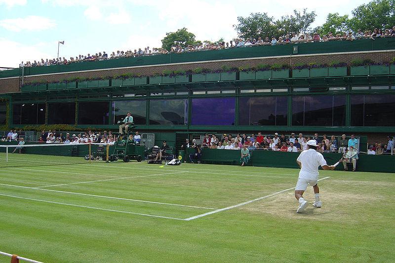 Русский теннис в датах